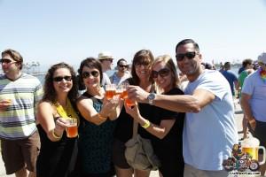 beerfest attendees