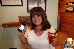 Barbara's free beer