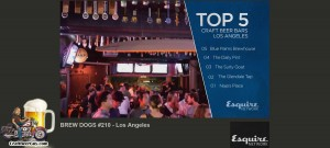 Top 5 bars