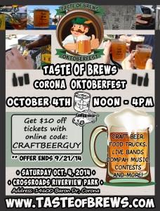 Oktoberfest promo