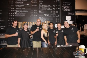 Absolution Brewing crew