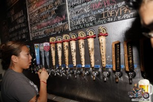 Firestone tap takeover