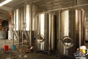 Rubens brewing equipment