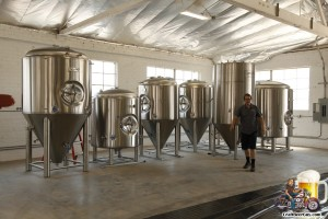fermenters at LAAW