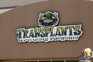 Transplants Brewing logo