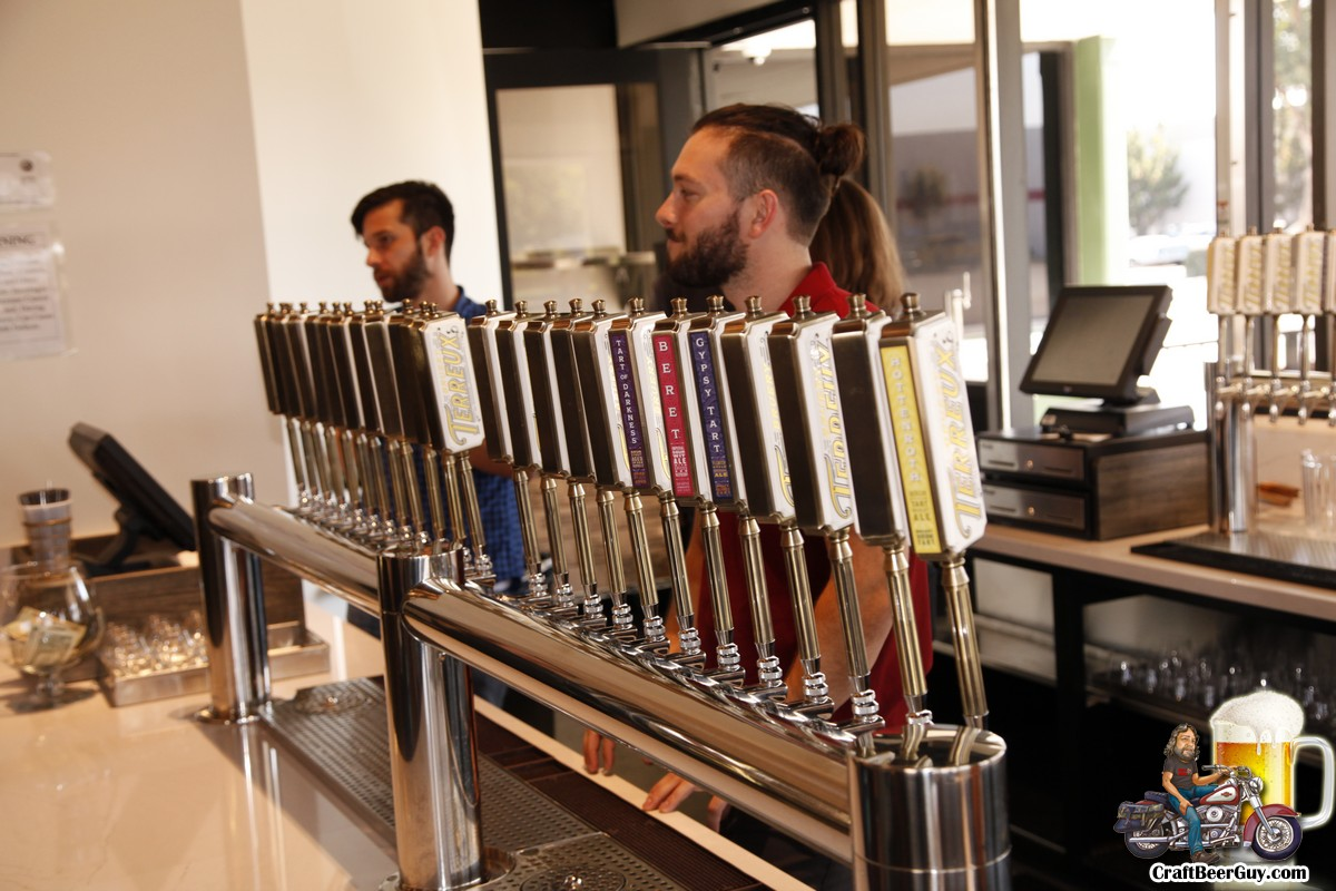 Bruery Terreux Now Open Craft Beer Guy