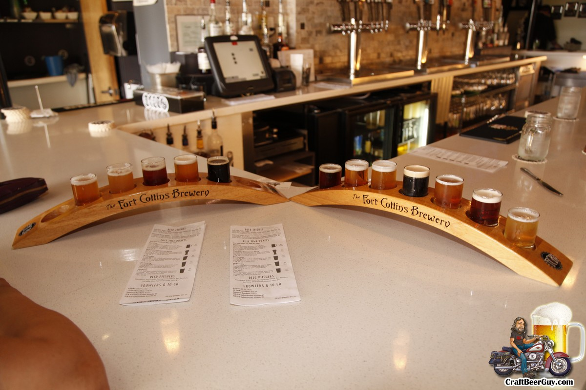 Visits To Fort Collins Brewery Colorado Plus And Baere