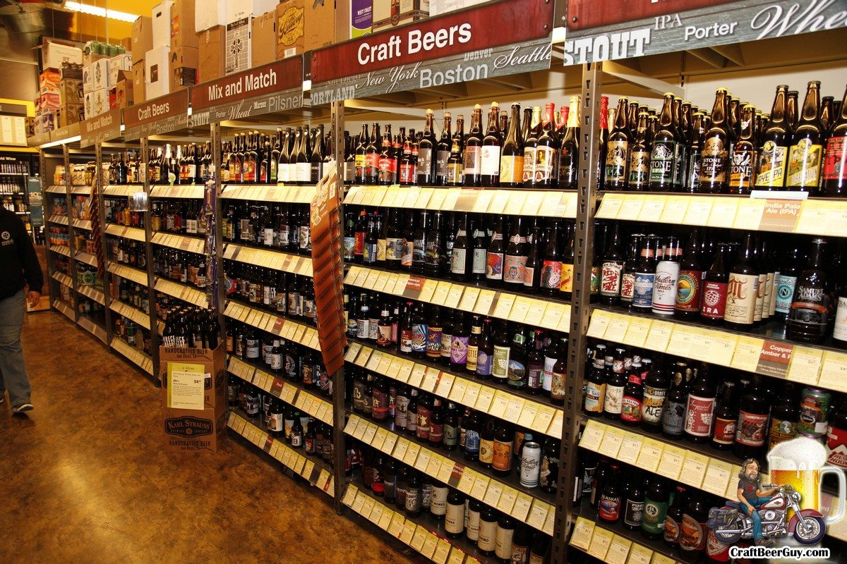 Finding Craft Beer The Mega Stores Craft Beer Guy