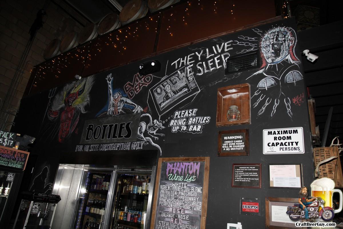 10 espeluznantes bares temáticos inspirados en el cine de terror