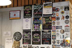 zymurgy beer menu