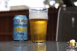 Civilized Brut IPA